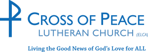 Cross of Peace Lutheran Church Retina Logo